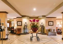 休斯敦大公爵酒店 - 休斯顿 - 大厅