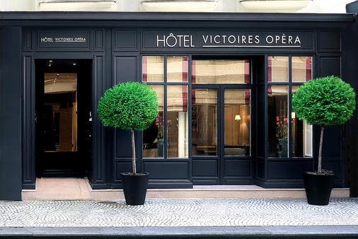 维克多利尔剧院酒店 - 巴黎 - 建筑