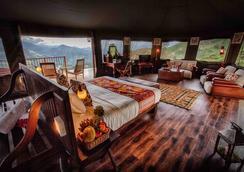 玛杜可茶园生态旅馆 - 康提 - 睡房