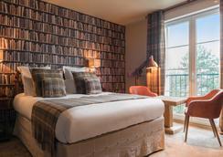 西风酒店 - 勒阿弗尔 - 睡房