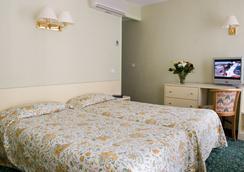 勒阿弗尔大酒店 - 巴黎 - 睡房