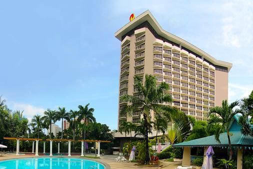 世纪公园酒店 - 马尼拉 - 建筑