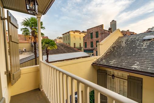 多菲内新奥尔良酒店 - 新奥尔良 - 阳台