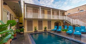 多菲内新奥尔良酒店 - 新奥尔良 - 游泳池