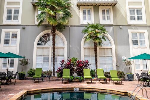 波旁奥尔良酒店 - 新奥尔良 - 游泳池