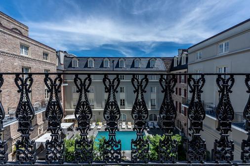 德普耶之家酒店 - 新奥尔良 - 阳台