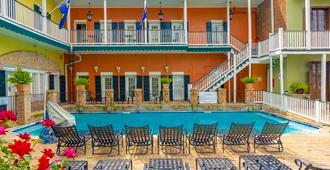 法国街区套房酒店 - 新奥尔良 - 游泳池