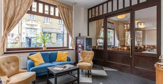 城市合作凯莱大酒店 - 布拉格 - 休息厅