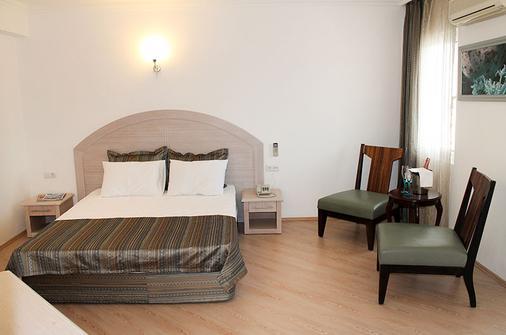 杜博德鲁姆酒店 - 仅限成人 - 博德鲁姆 - 睡房