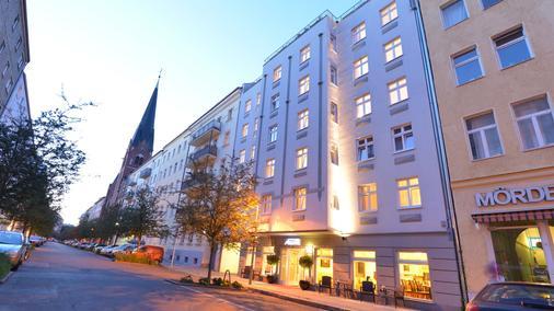 柏林-米特安德兰特酒店 - 柏林 - 建筑