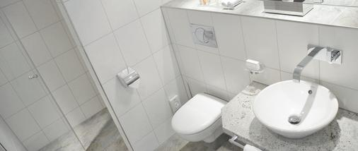 柏林-米特安德兰特酒店 - 柏林 - 浴室