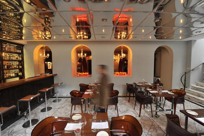 柏林路易森霍夫酒店 - 柏林 - 酒吧