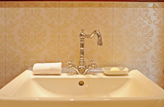 柏林路易森霍夫酒店 - 柏林 - 浴室