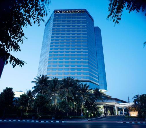 泗水jw万豪酒店 - 泗水 - 建筑