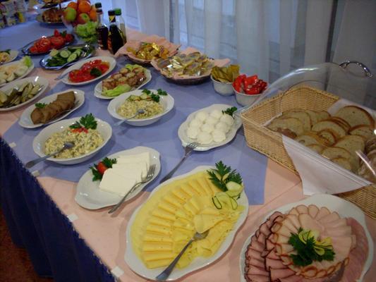 扎斯提亚酒店 - 克拉科夫 - 食物