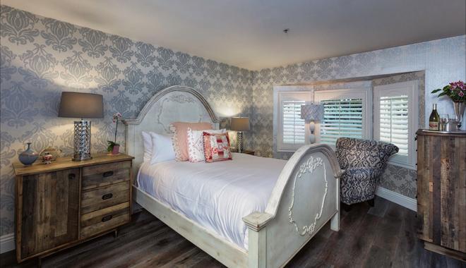 布拉斯酒店&餐厅 - 索尔万 - 睡房