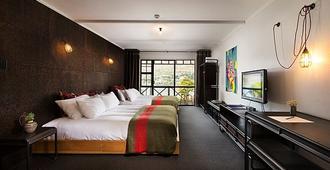 舍伍德酒店 - 皇后镇 - 睡房