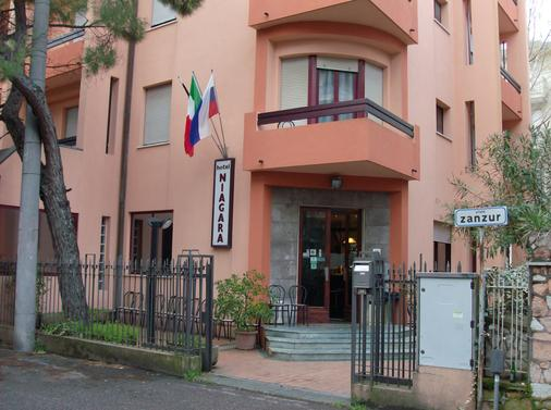 Hotel Niagara Rimini - 里米尼 - 建筑