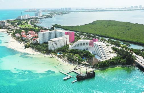 绿洲棕榈酒店 - 坎昆 - 海滩