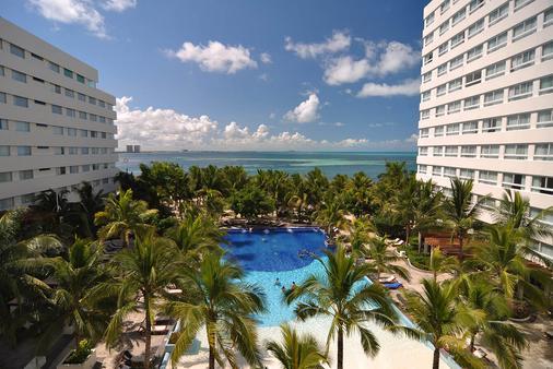 绿洲棕榈酒店 - 坎昆 - 建筑