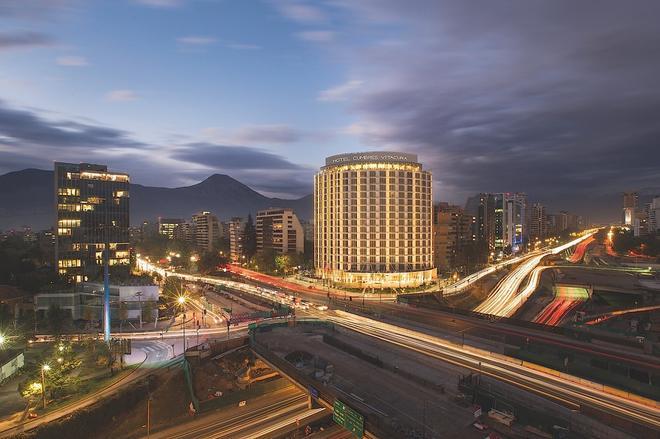 康布莱斯维塔库拉酒店 - 圣地亚哥 - 建筑