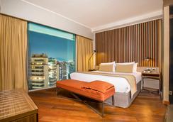 康布莱斯维塔库拉酒店 - 圣地亚哥 - 睡房