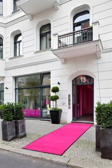 柏林-米特鲁卡斯11号酒店 - 柏林 - 建筑
