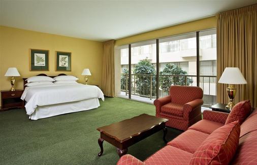圣路易斯市中心红狮酒店 - 圣路易斯 - 睡房
