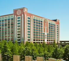 圣路易斯市区喜来登酒店及套房