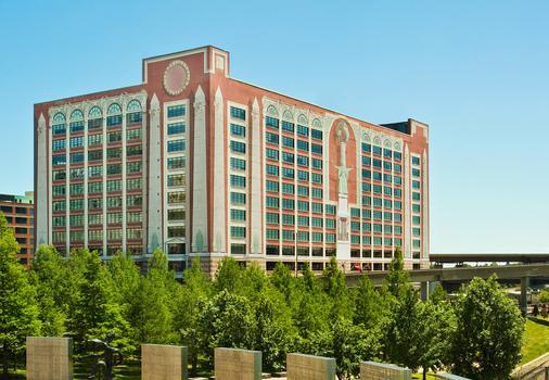 圣路易斯市中心红狮酒店 - 圣路易斯 - 建筑