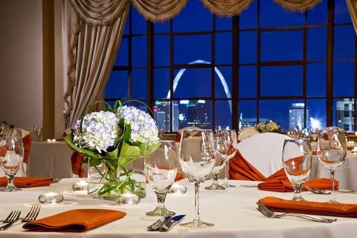 圣路易斯市中心红狮酒店 - 圣路易斯 - 宴会厅