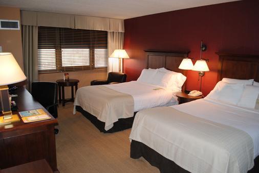 运动体育馆亚当马克酒店和会议中心 - 堪萨斯城 - 睡房