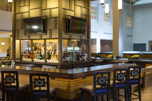 圣路易斯万豪大酒店 - 圣路易斯 - 酒吧