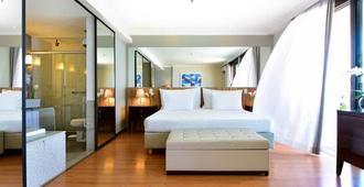 佩斯塔纳大西洋海滨酒店 - 里约热内卢 - 睡房
