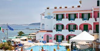 索雷马海滩温泉美容酒店 - 伊斯基亚 - 建筑