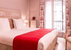 Hotel Taylor - 巴黎 - 睡房
