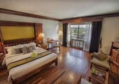 皇后别墅度假酒店 - 暹粒 - 睡房