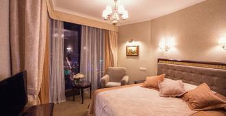 维索茨基酒店 - 叶卡捷琳堡 - 睡房