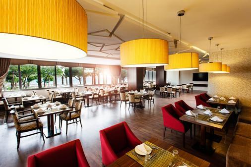 图尚海滩度假酒店 - Kusadasi - 餐馆