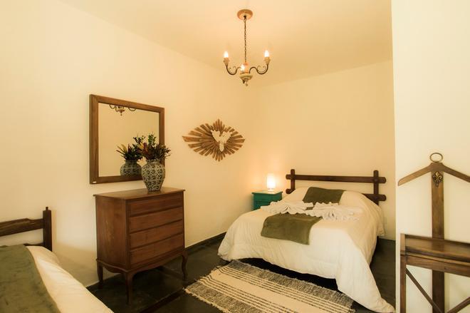 老磨房宾馆 - 蒂拉登特斯 - 睡房