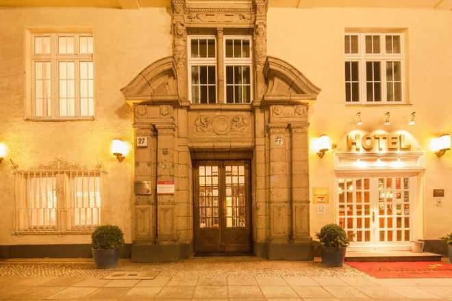 白兰地酒店 - 柏林 - 建筑