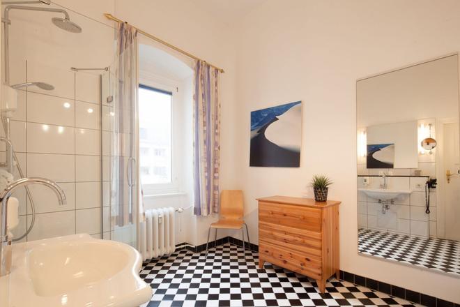白兰地酒店 - 柏林 - 浴室
