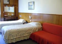 阿尔皮诺酒店 - 布宜诺斯艾利斯 - 睡房