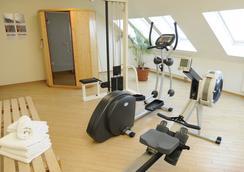 弗里德里希斯海英阿普斯达尔布姆酒店 - 柏林 - 健身房