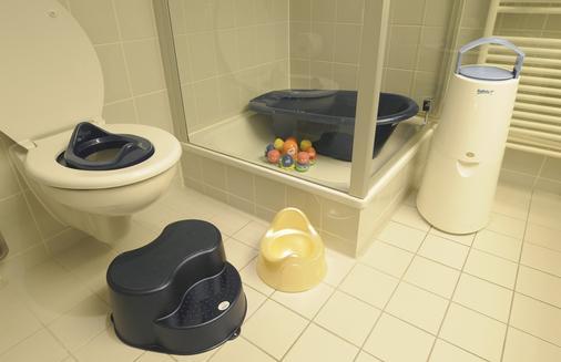 柏林弗里德里希斯海英阿普斯达尔布姆酒店 - 柏林 - 浴室