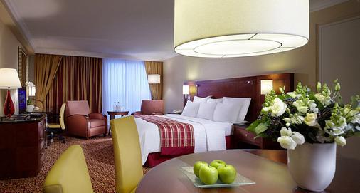 阿姆斯特丹万豪酒店 - 阿姆斯特丹 - 睡房
