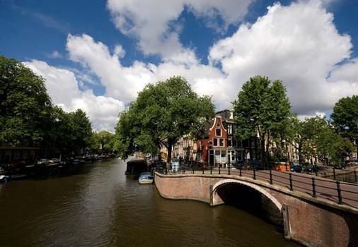 阿姆斯特丹万豪酒店 - 阿姆斯特丹 - 户外景观