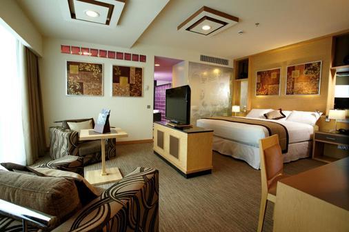 瓜达拉哈拉riu广场酒店 - 瓜达拉哈拉 - 睡房