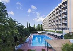 麦达斯酒店 - 罗马 - 游泳池