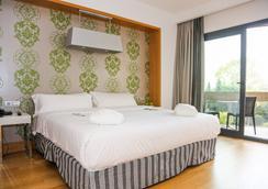 麦达斯酒店 - 罗马 - 睡房